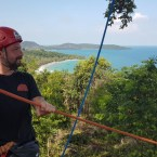 www.sreep.com 20180222_152328 Cambodia: Koh Rong High-Point Ropepark - See you on the trees!