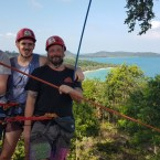 www.sreep.com 20180222_152349 Cambodia: Koh Rong High-Point Ropepark - See you on the trees!