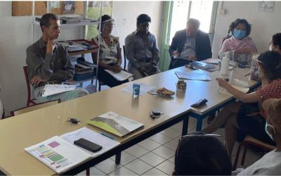Plan citoyen de contrôle des espèces exotiques envahissantes – Rencontre entre les associations partenaires