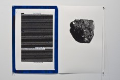Blue Book, Moon Rock, 2009