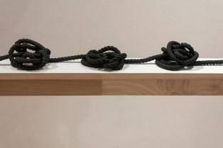 1 & X Knots Mixed Media