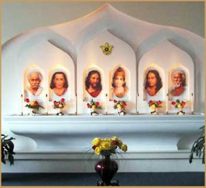 San Francisco Meditation Group Altar