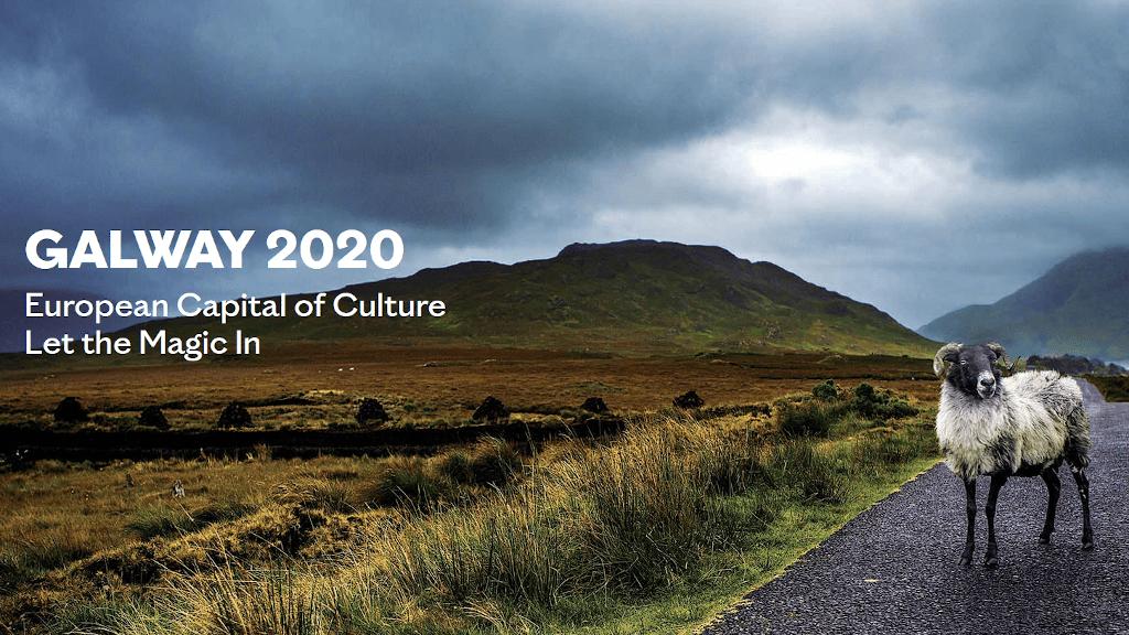 Wartet auf Besucher: Kulturhauptstadt Europas