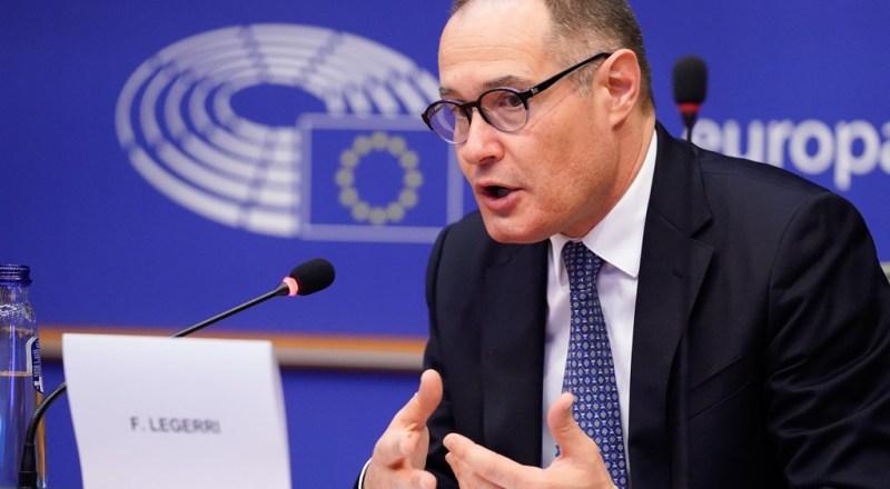 Frontexchef Leggeri im EU-Parlament