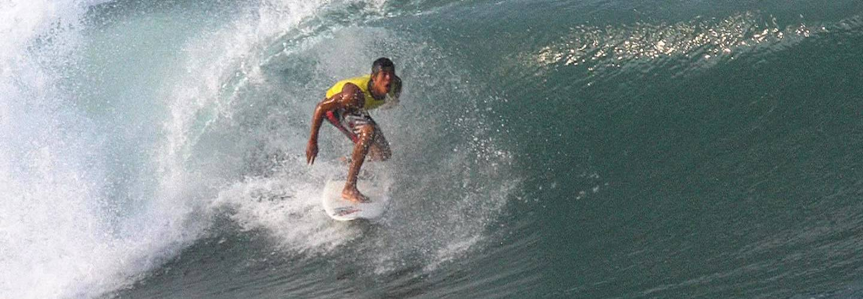 Surfing Sinaloa Mexico
