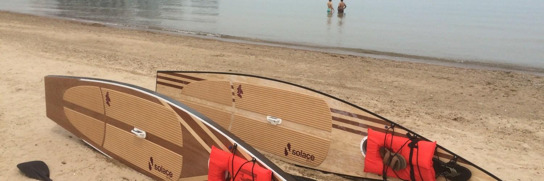 Sup Eco Cork Deck Pads