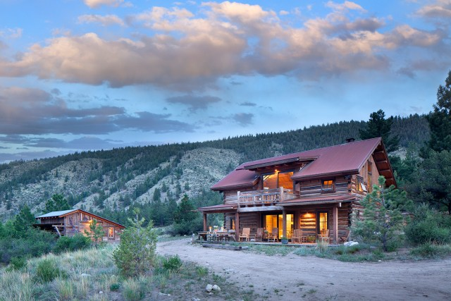 Wellspring Ranch, Nathrop, Colorado