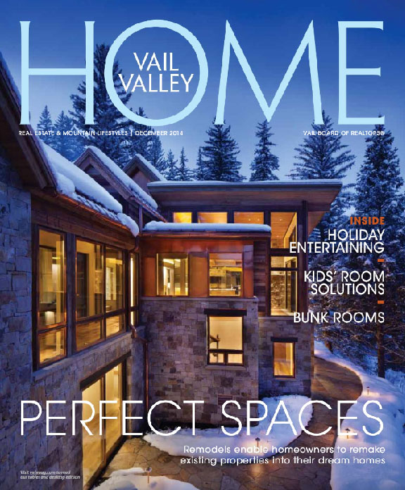 Vail Valley Home Magazine