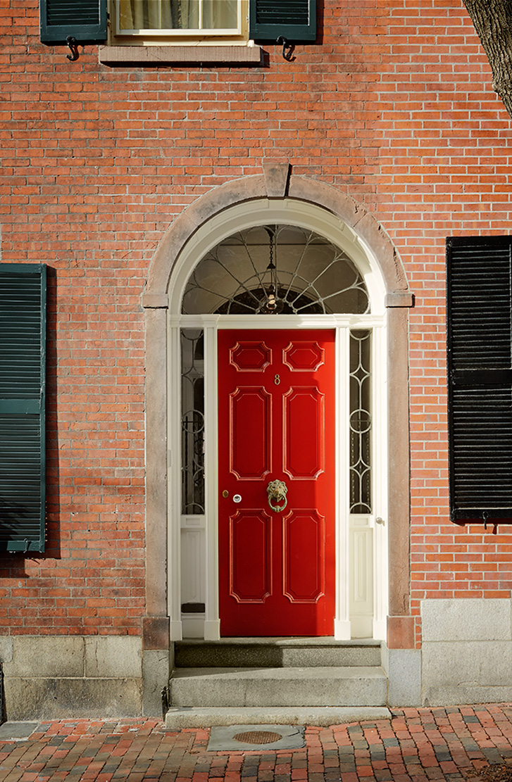 8 West Cedar, Beacon Hill, Boston