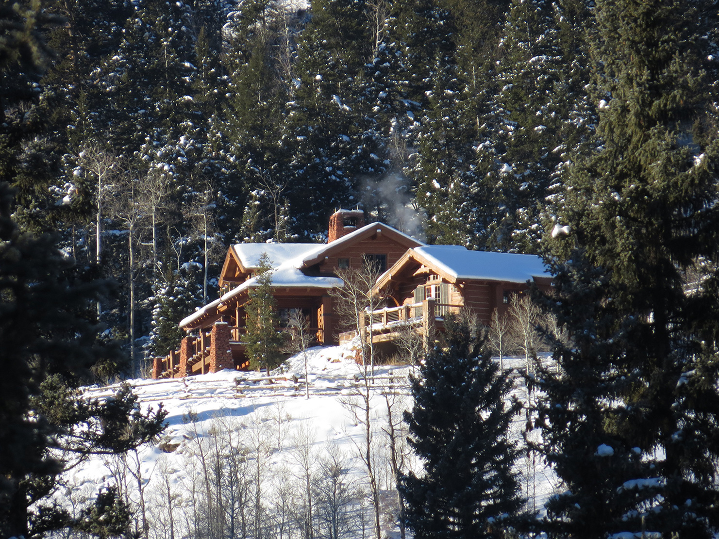 Red Creek Ranch, Rural Gypsum, Colorado