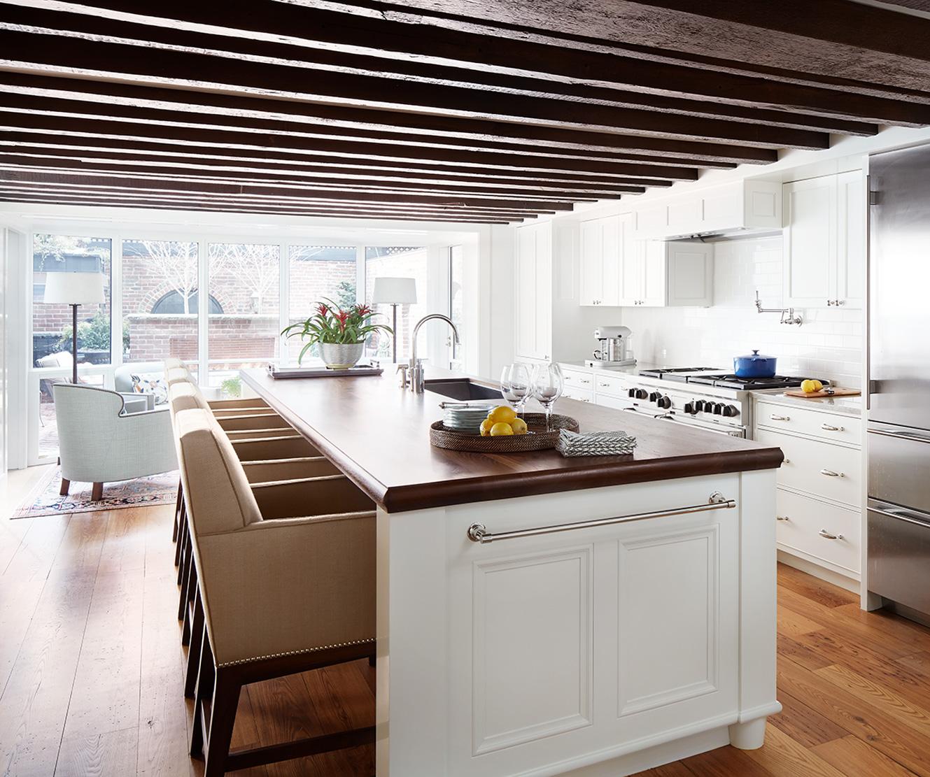 Beacon Hill Kitchen