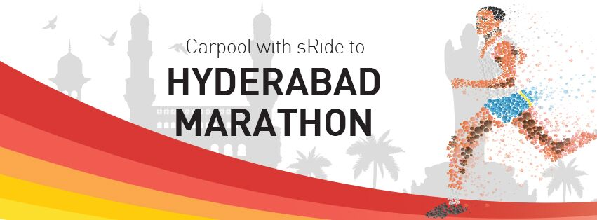 Even carpooling to the marathon could get you new friends!