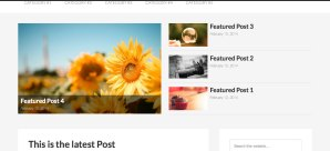 TechCrunch-like Featured Content Blocks in Genesis