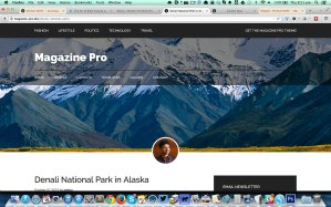 How to show Full width Featured image at the top of Magazine Pro similar to Ambiance Pro