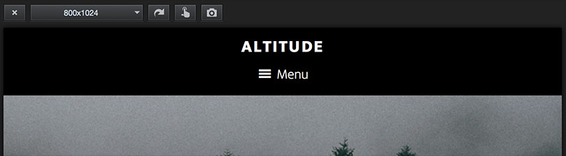 altitude-pro-menu-text
