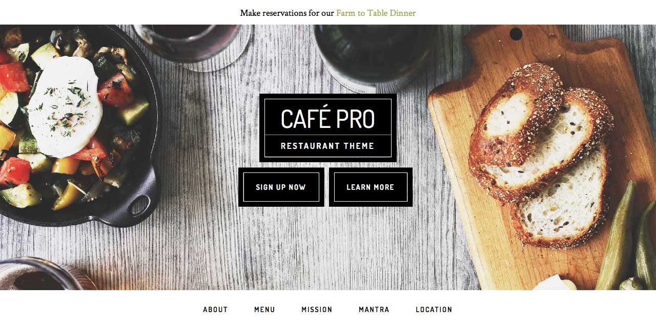 cafe-pro-buttons-in-header