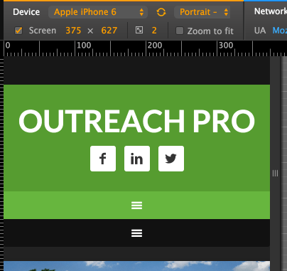outreach-pro-menu-before