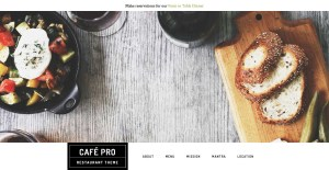 How to move Title Area from Header to Primary Nav in Cafe Pro