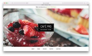Multiple Background Images for Cafe Pro's Front Page Header using Backstretch and Soliloquy