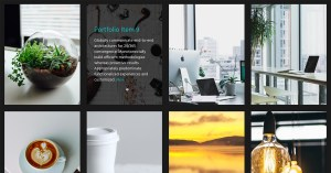 Title and Excerpt upon Hover on Featured image using Display Posts Shortcode and CSS Grid in Genesis