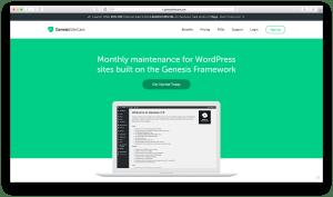 Launched GenesisSiteCare.com