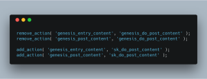 How to display content/content limit on desktops and excerpts on mobiles in Genesis