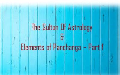 Saptarishi Interview: Panchañga Karaṇa