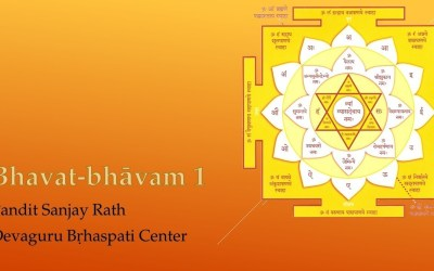 01. Bhavat bhāvam – Pandit Sanjay Rath