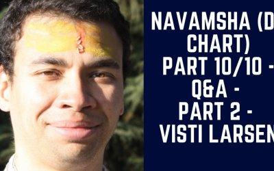 Navamsha (D-9) Webinar Part 10/10 with Exotic Astrology