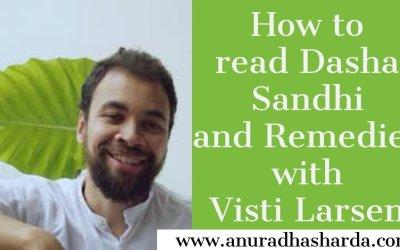 How to read Dasha Sandhi (1/4)