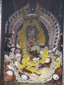 Moodu Ganapathi Seva (1000 coconut samarpana)