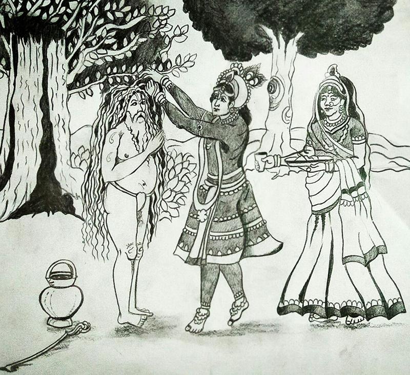 Sri Chatur Chintamani Devacharyaji (Nagaji) Maharaj
