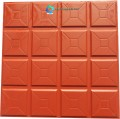 16 Square Box PVC Floor Tile Mould