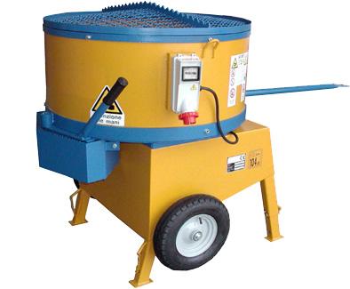 Concrete Pan Mixer HD 250
