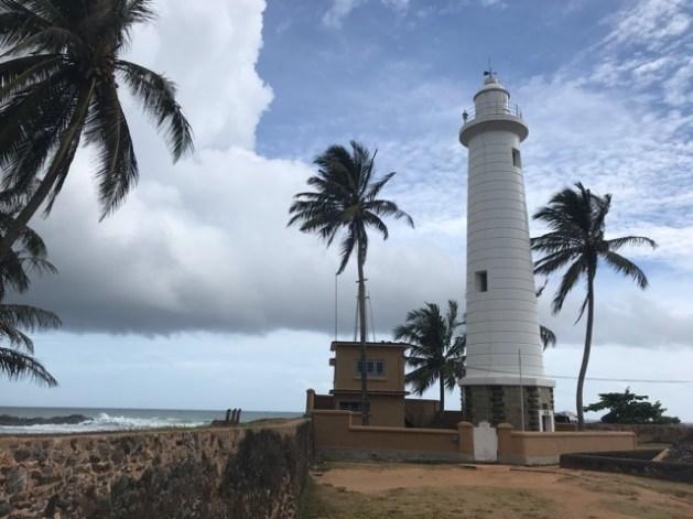 Sri Lanka Jasmine Tours & Drivers スリランカジャスミンツアーズ撮影。 ゴールの灯台