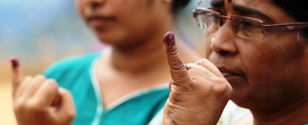 Image result for voting in sri lanka