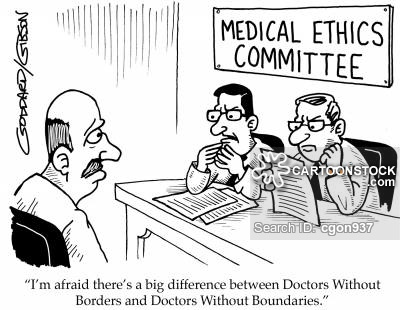 Image result for medical ethics cartoon