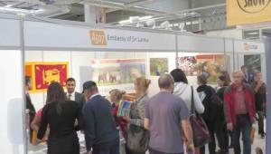 Sri Lanka participates in the World Travel Show, Warsaw 2017