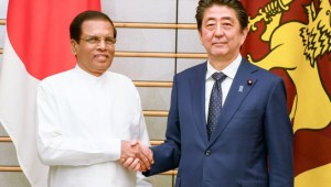 Japanese –Sri Lankan state leaders agree to strengthen bilateral ties