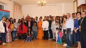 Sri Lankan community in Poland celebrated the Deepavali festival