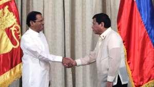 SRI LANKA-PHILIPPINES JOINT STATEMENT