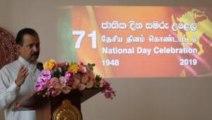 SRI LANKA EMBASSY IN WARSAW CELEBRATES SRI LANKA'S 71 YEARS OF INDEPENDENCE