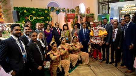 The Embassy of Sri Lanka in Warsaw Participates in the 27th International Travel Show – TT Warsaw 2019