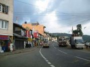 Haputale town Sri Lanka Island Tours