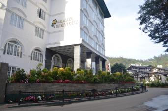 Araliya City Hotel Nuwara eliya sri lanka upcountry island tours good hotels