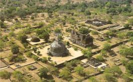 Sacred Quadrangle Vatadage Polonnaruwa Sri Lanka 19