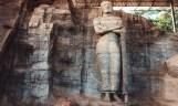Sacred Quadrangle Vatadage Polonnaruwa Sri Lanka 32