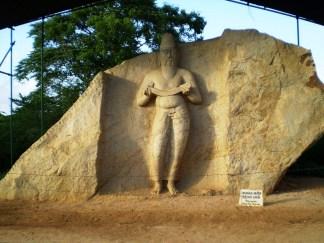 Sacred Quadrangle Vatadage Polonnaruwa Sri Lanka 46