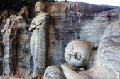 Sacred Quadrangle Vatadage Polonnaruwa Sri Lanka 52