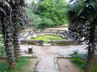Sacred Quadrangle Vatadage Polonnaruwa Sri Lanka 62